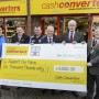 Cash Converters donates £6,000 to SUPPORT OUR PARAS