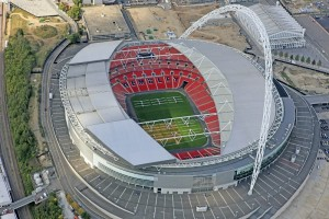 General Sport - Wembley Stadium Aerial Views