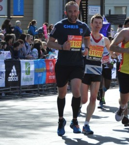 Chris Collier London Marathon (2)