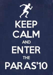 Keep Calm and Enter