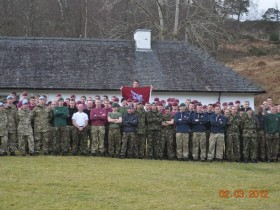 Commando Speed March 2019