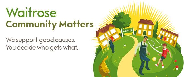 Waitrose - Community Matters